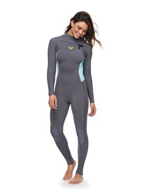 16a34f1a5ad 4 3mm Syncro Series - Chest Zip GBS Wetsuit for Women ERJW103022