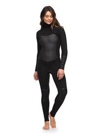 30eadbf96 ... 5 4 3mm Syncro Plus - Hooded Chest Zip Wetsuit for Women ERJW203002