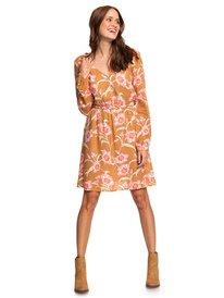 4477114731 ... Heatin Up - Long Sleeve V-Neck Dress ERJWD03357 ...