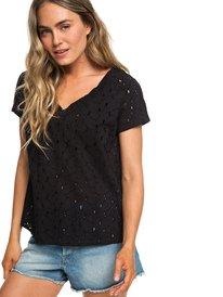 eda031cc626b Union Square Flower - Short Sleeve Top for Women ERJWT03290