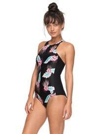 7405467a49382 ... ROXY Fitness - One-Piece Swimsuit for Women ERJX103110 ...