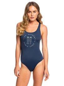 077e84d627 ... ROXY Fitness - One-Piece Swimsuit for Women ERJX103168. ROXY Fitness ‑  Maillot de bain une pièce pour Femme