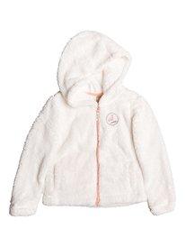 e0f05c9da19e0 Shooting Stars - Zip-Up Polar Fleece Hoodie for Girls 2-7 ERLPF03011
