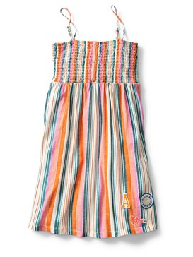 Feathers In Flight - Midi Strappy Dress for Girls 8-16  ARGKD03048