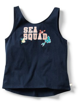 Sea Squad Dreams - Vest Top for Girls 8-16  ARGZT03381