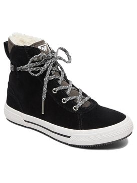 Erika - High Top Suede Shoes  ARJS300328