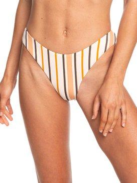 Beach Classics - High-Leg Bikini Bottoms  ARJX403352