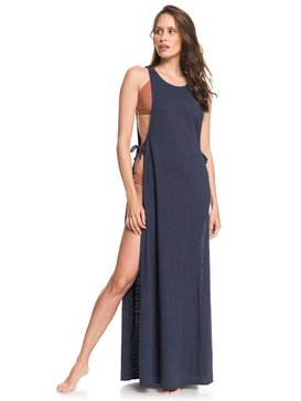 d244e4f1b2 Beach Tide - Sleeveless Maxi Beach Cover-Up ARJX603117