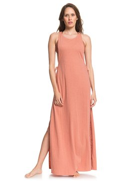 Beach Tide - Sleeveless Maxi Beach Cover-Up  ARJX603117