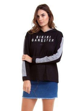RX MOLETOM CANGURU GANGSTER  BR77501315