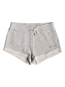 f3d365391c Travel Often Heather A - Sweat Shorts for Girls 8-16 ERGFB03101