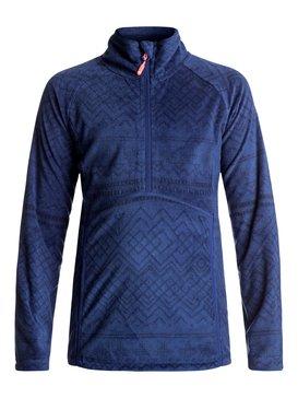 Cascade - Half-Zip Polar Fleece for Girls 8-16  ERGFT03210