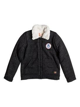 Royal Estate - Jersey Flight Jacket for Girls 8-16  ERGFT03227