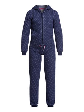 Cozy Up - Technical Hooded Quilted Jumpsuit  ERGFT03374