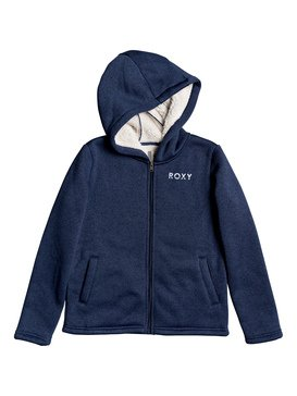 Super Cosy - Zip-Up Sherpa-Lined Hooded Fleece  ERGFT03422