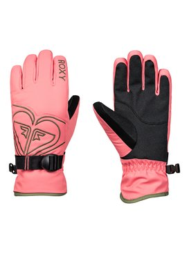 cb4e99fe23a6 Poppy - Ski Snowboard Gloves for Girls 8-16 ERGHN03017