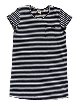 Walking Alone - Short Sleeve T-Shirt Dress  ERGKD03113