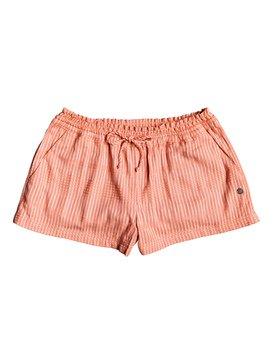 Feeling Alive - Beach Shorts for Girls 4-16  ERGNS03047