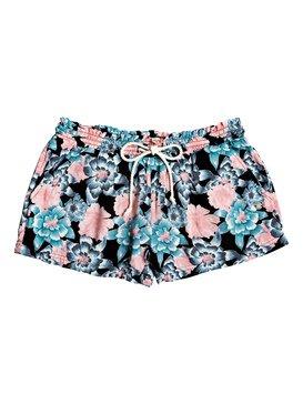 Feeling Alive - Beach Shorts for Girls 4-16  ERGNS03048