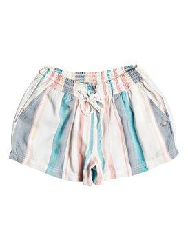 Feeling Alive - Beach Shorts for Girls 4-16  ERGNS03051
