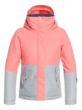 ROXY Jetty Block - Snow Jacket for Girls 8-16  ERGTJ03059