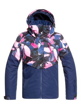 Frozen Flow - Snow Jacket  ERGTJ03078