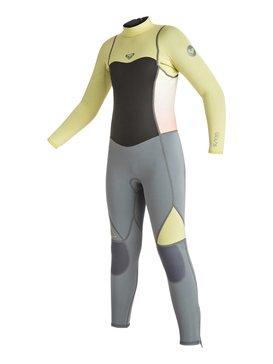 Syncro 3/2mm - Back Zip Full Wetsuit  ERGW103008