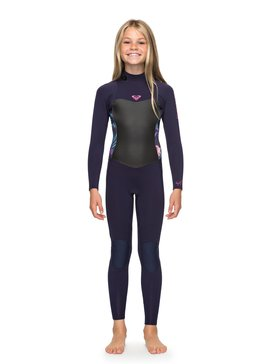 4/3mm Syncro Series - Back Zip GBS Wetsuit for Girls 8-16  ERGW103016