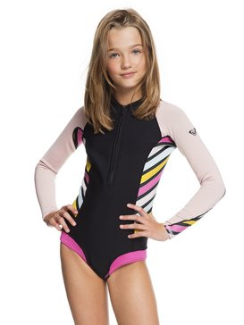 1mm POP Surf - Long Sleeve Front Zip Bikini Cut Shorty  ERGW403007