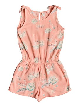 Jungle Birds - Strappy Playsuit for Girls 8-16  ERGWD03074