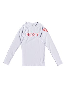 Funny Waves - Long Sleeve UPF 50 Rash Vest for Girls 8-16  ERGWR03107