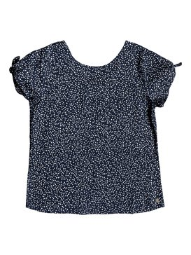 Repeat All - Short Sleeve Top for Girls 8-16  ERGWT03047