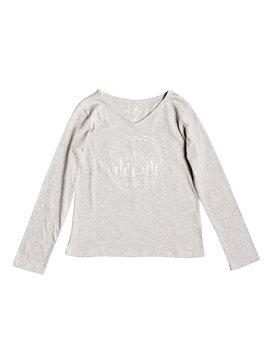 Say Something - Long Sleeve Top for Girls 8-16  ERGZT03331