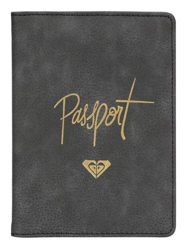 Live Your Dreams - Faux Leather Passport Cover  ERJAA03546