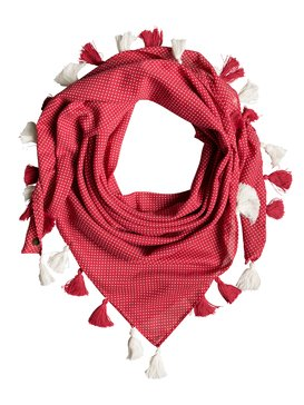 Look At The Stars - Pom-Pom Scarf  ERJAA03565