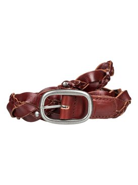 Aloha State Of Mind - Braided Leather Belt  ERJAA03569