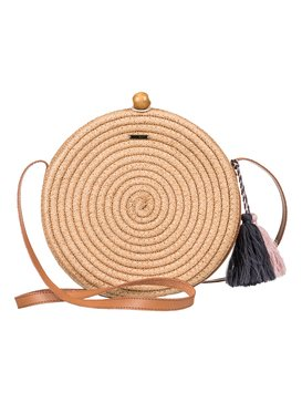 H and K Find True Love - Small Straw Handbag  ERJBP03772