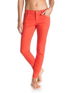 Pixie Colors - Mid Waist Skinny Trousers  ERJDP03053