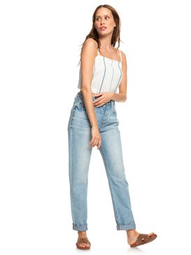 Every Second - Mom Fit Jeans  ERJDP03226