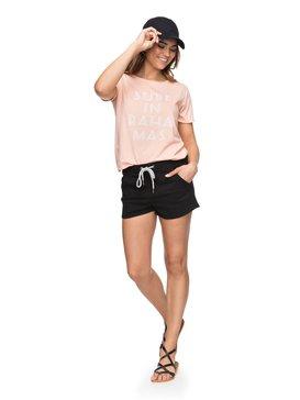 Music Never Stop Color - Beach Shorts for Women  ERJDS03154