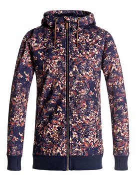 Frost - Zip-Up Sherpa Hoodie for Women  ERJFT03554