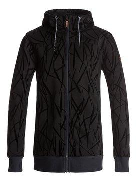 Frost - Zip-Up Sherpa Hoodie for Women  ERJFT03554