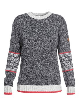 Cozy Sound - Technical Jumper for Women  ERJFT03743