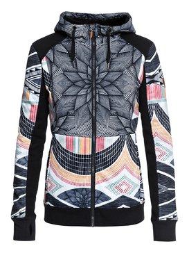 Frost - Technical Zip-Up Hoodie for Women  ERJFT03745