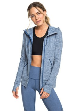 Every Little Things - Zip-Up Sports Hoodie for Women  ERJFT03890