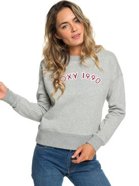In Your Eyes Kurzärmliges Sweatshirt Kleid für Frauen