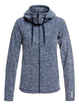 Electric Feeling - Hooded Zip-Up Fleece  ERJFT04057