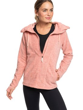 Electric Feeling - Hooded Zip-Up Fleece  ERJFT04057