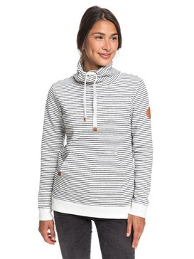 Worlds Away - Funnel Neck Sweatshirt  ERJFT04071