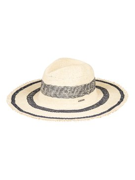 Sound Of The Ocean - Straw Sun Hat for Women  ERJHA03522